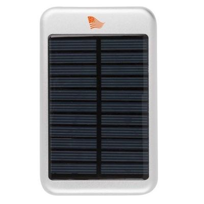 ColorStars Bask Solar Powerbank by ALNBRANDS-24pc Min Order $35