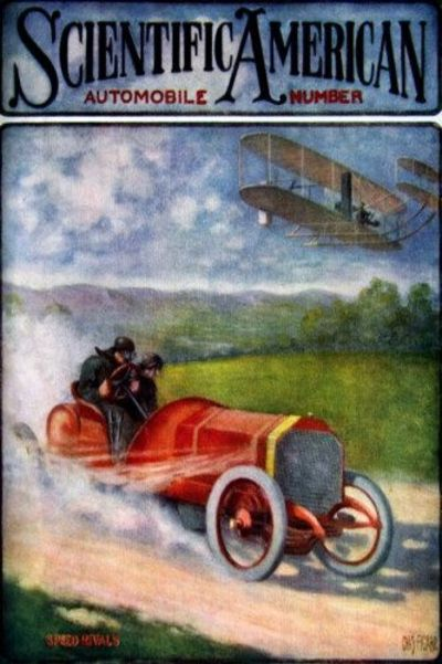 Vintage American POSTER.Car-Airplane Race.Art Decor.787 | eBay