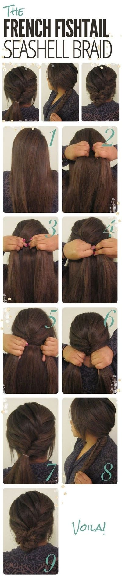 Cool DIY hairstyles for girls (12)