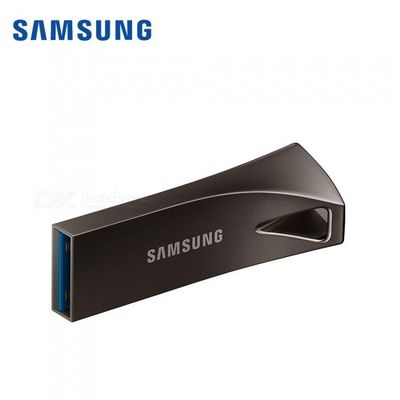 Samsung USB 3.1 Flash Drive BAR Plus 256GB - Titan Gray