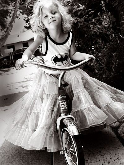 {superhero in a petticoat} who says we can't do it all?