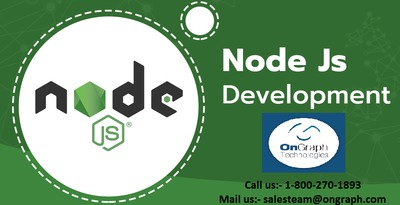 Node.JS Development Services Company | OnGraph  OnGraph is one of the best Node.JS app Development Company in India, UK & USA. Hire our dedicated Node.JS developers for development services. Our experienced developers cater scalable and feature rich...