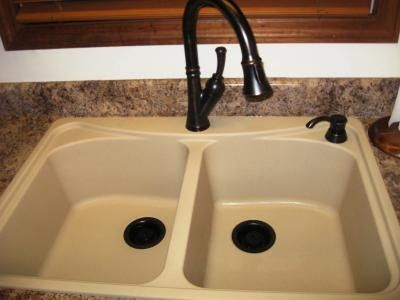 composite kitchen sink terraneg - Granite Composite Sinks