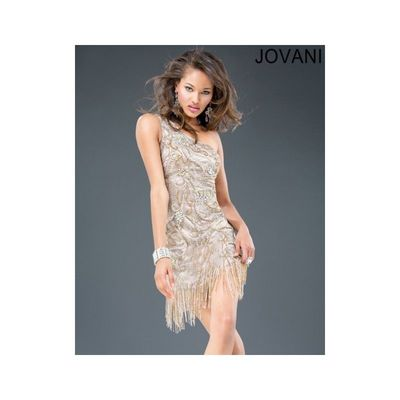 Classical Cheap New Style Jovani Short Prom/Party/Cocktail Dresses 73630 New Arrival - Bonny Evening Dresses Online