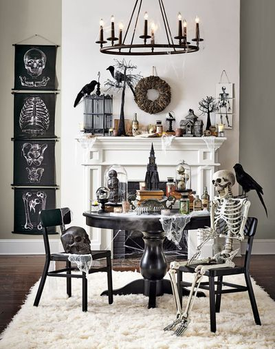 "It's never too early to get excited for Halloween! Take a peek at our Martha Stewart Living�""� Witching Hour Collection. From apothecary bottles to a creepy cauldron, this has all the gothic details you need to transform your home into a haunt..."