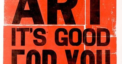 live with art - it's good for you