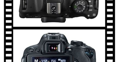New Canon EOS Rebel T5i. Great Beginners Camera with HD Video, Touch Screen.... #Canon Rebel T5i # Canon T5i Camera