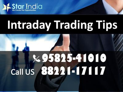 Best intraday option tips provider
