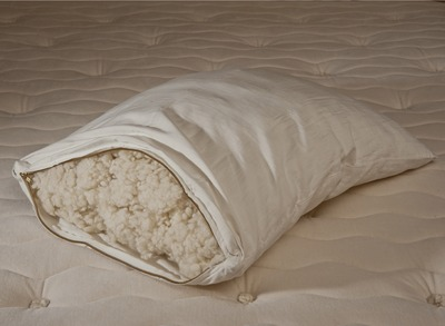 Buy our wool pillows made up of Pure Eco Wool made in USA. Starting at $89 only.