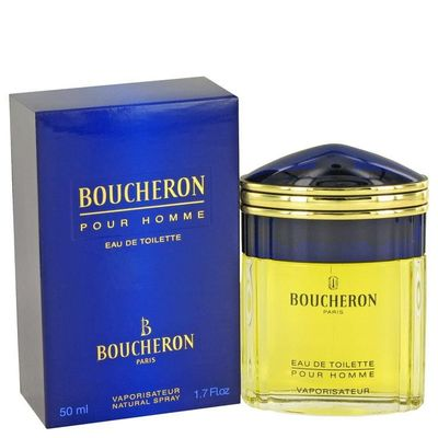 BOUCHERON by Boucheron Eau De Toilette Spray 1.7 oz for Men $33.89
