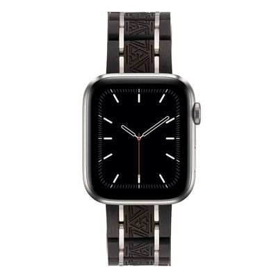 Ebony Wooden Band for Apple Watch iWatch Series 5, 4, 3, 2, 1 $70.00