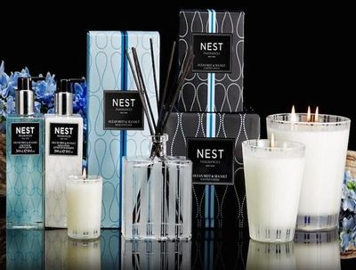 Ocean Mist & Sea Salt Fragrance Collection by Nest $42.00