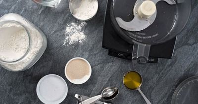 """Two allies in the kitchen �€"""" your food processor and freezer �€"""" can make pizza a regular weeknight event."""