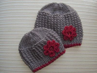 Knitting Pattern For Baby Girl Hat Via Craftsy Crochet Ideas And