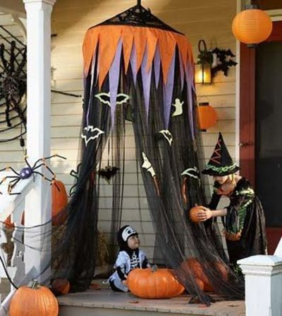 porches for halloween