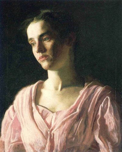 Maud Cook by Thomas Eakins