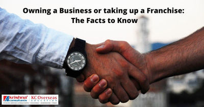 All you need to know about Owning a Business or taking up a Franchise