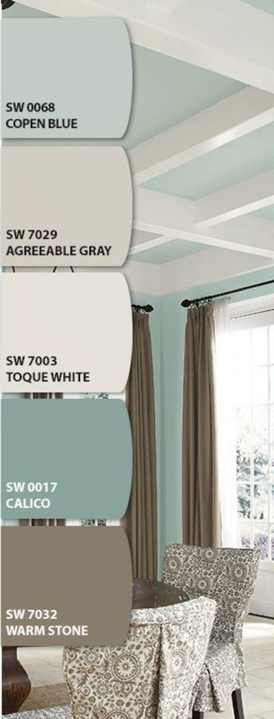 Neutral paint palette beautiful and soothing for the for Neutral paint color palette home