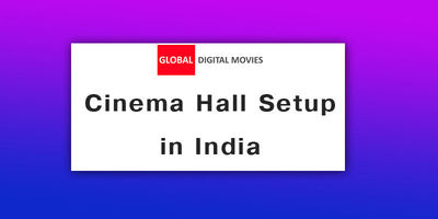 Global Digital Movies work for Cinema Hall Setup in India. We are dedicated for world class Cinema Hall Setup across India. Our Consultant takes responsibility for your investment and gives a successful business model. Know more call: +91-931-389-8934 or ...