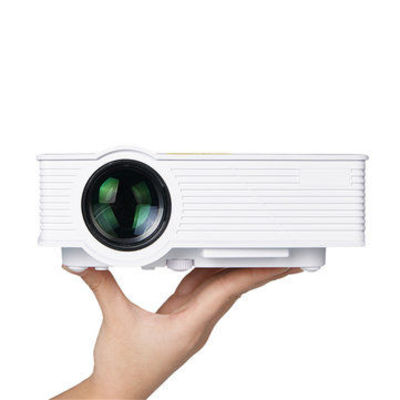 GP-9-TP 4 Inch LCD LED Projector 800 Lumens Display In Same Projector 800x480 Pixels HD Home Cinema