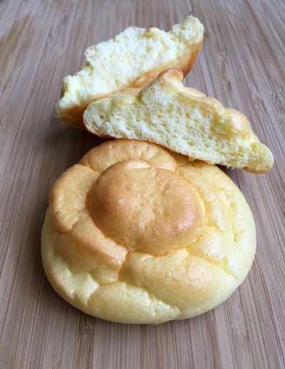 "Cloud bread is easy to make �€"" it only takes four ingredients, and there's no kneading requires �€"" and absolutely delicious. What more could you want?"