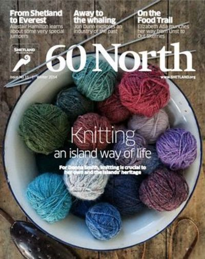 60North: Winter 2015 Looking forward to this edition when it becomes free online...