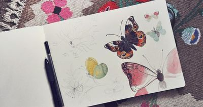 Oana Befort's Portfolio - sketchbook