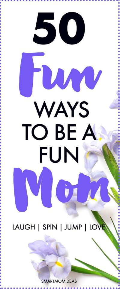 I don't know about you, but ever since I became a mom to my spunky-spirited toddler, I lost all energy to be fun. I'm the watcher that makes sure my son doesn't