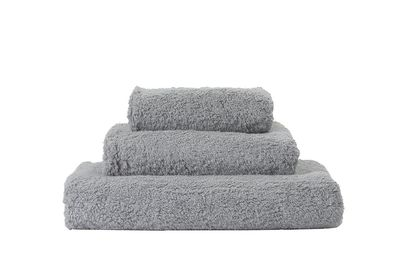 Super Pile Platinum Towels by Abyss and Habidecor $20.00