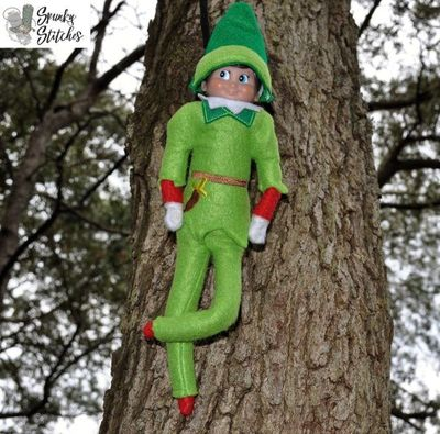 Elf Peter Pan Costume