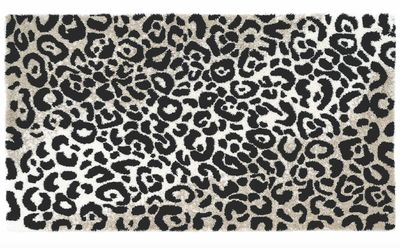 Leopard Rug by Abyss and Habidecor $182.00