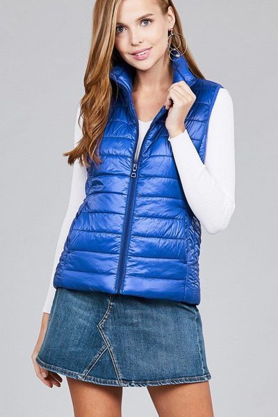 Quilted padding vest $31.50 (20% off with CODE: BEST ...