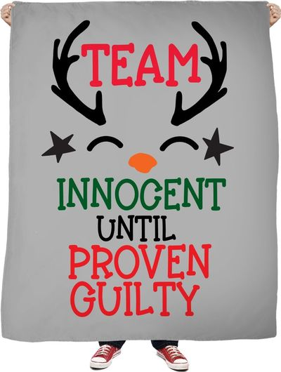 ROFB Team Innocent Fleece Blanket $65.00