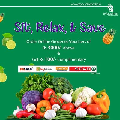 Buy BIG BAZAAR Gift Cards Online & BIG BAZAAR Gift Vouchers Online from India's leading gift online store. Give someone ultimate present by purchasing one of our BIG BAZAAR Gift Vouchers Online