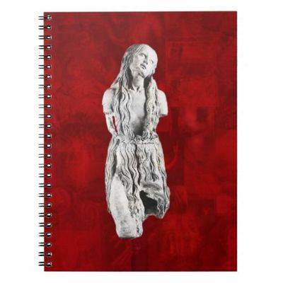 mary magdalene notebook