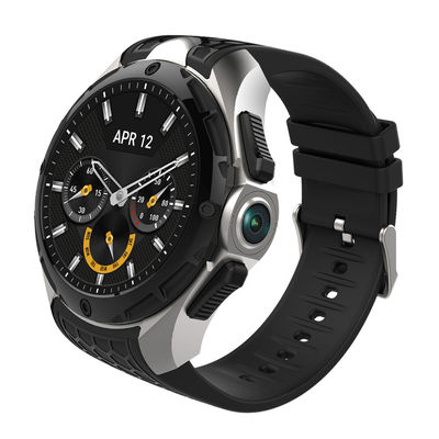Kospet kt58 2G+16G 3G Watch Phone 1.39' AMOLED Stainless Steel Case GPS WIFI Android5.1 Smart Watch