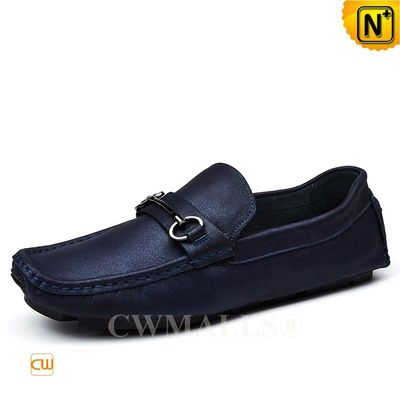 Haute Couture | Mens Classic Leather Loafers CW708223 | CWMALLS.COM