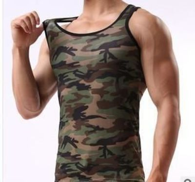 Camouflage Tank Top $22.99
