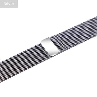 Stainless steel mesh sport loop Strap For Apple Watch band 38mm 42mm 44mm 40mm iWatch series 4 3 2 1 $33.99