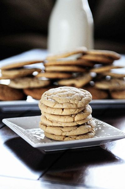soft and chewy vanilla cookies / dessert time! - Juxtapost