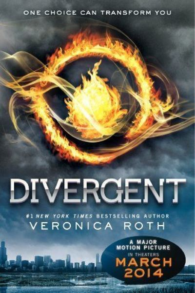 1195dcf48 Divergent by Veronica Roth