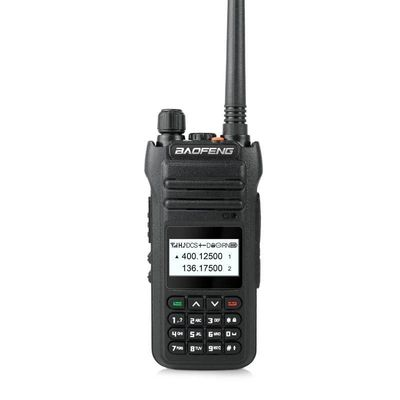 BAOFENG H5 128 Group Channels 400-520MHz 136-174MHz Dual Band Handheld Radio Walkie Talkie Driving Hotel Civilian Interphone Intercom