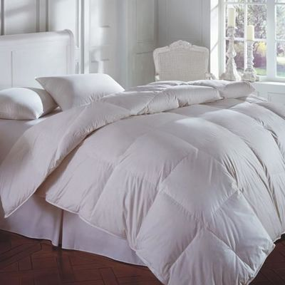 Cascada Summit White Goose Down Comforter by Downright $354.00