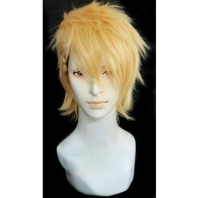 High Quality Vocaloid Len Short Cosplay Wig