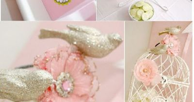 Baby Shower Tablescape Baby Time Juxtapost