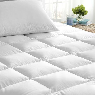 White Goose Down Mattress Pad by Downright $257.00