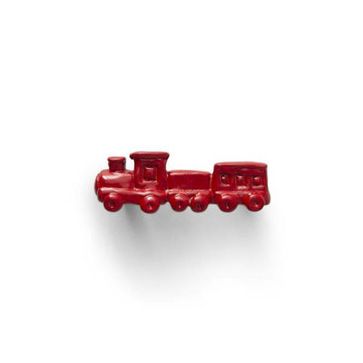 Michael Aram Transportation Series Red TYrain cabinet Pull $7.00
