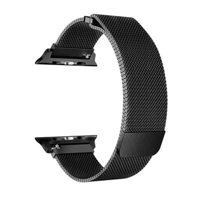 Milanese Mesh Sport Loop Strap for Apple Watch Band 38mm 42mm series 4 3 2 1 $24.99