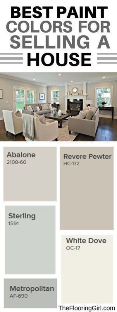 Top Shades Of Paint To Use When You Are Selling A House Bes Fitness Juxtapost