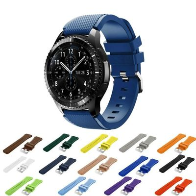 46mm/Classic 22mm watch band For Gear S3 Frontier Samsung Galaxy $14.99